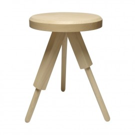 Tabouret Milk Stools 2 Naturel