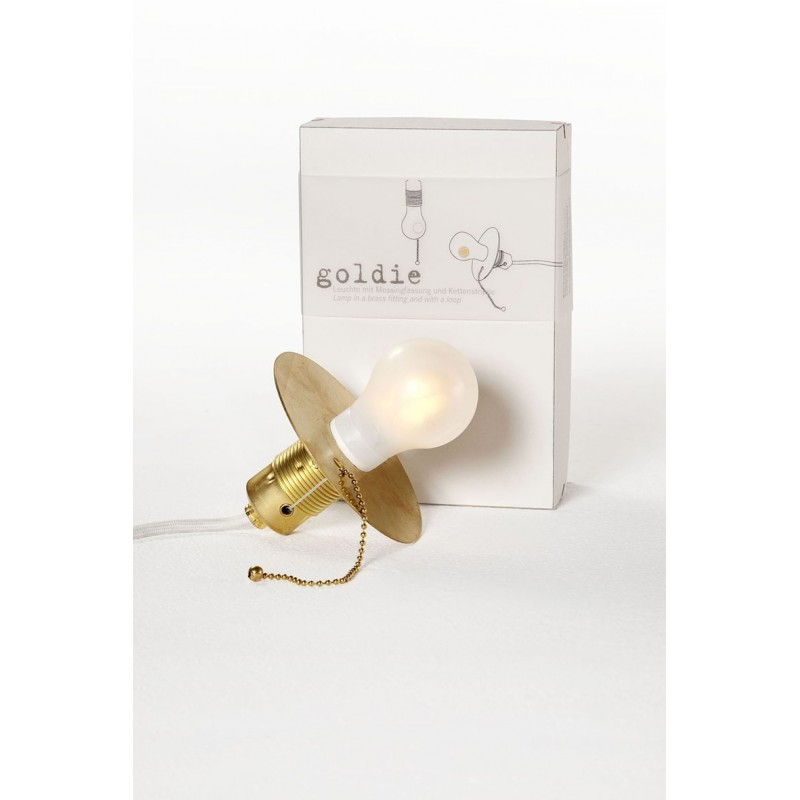 Supension Lampe Goldie - Raumgestalt