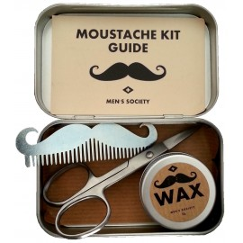 Kit Moustache Men's Society