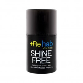 Lotion matifiante SHINE FREE - Rehab London