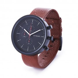 Montre Hygge Horizon Marron