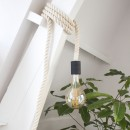 Suspension Lumineuse GYM 80 cm